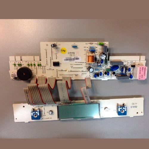 Электронный блок управления для холодильника Hotpoint-Ariston 256537