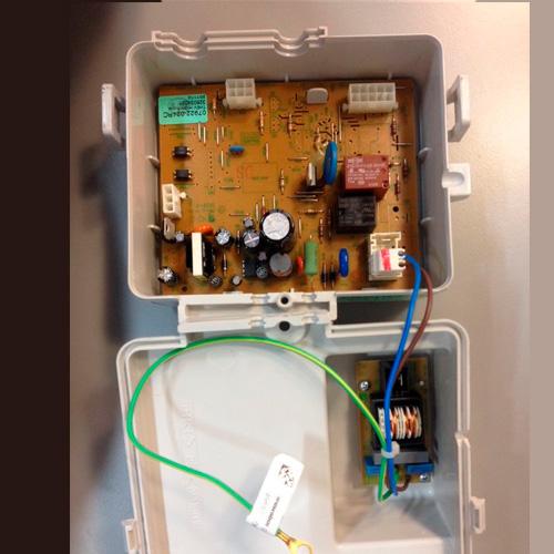 Электронный блок управления для холодильника Whirlpool 481223678535