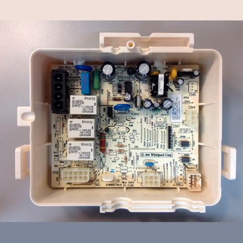 Электронный блок управления для холодильника Whirlpool 481221470314