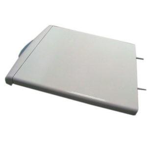 Крышка (дверца) для стиральной машины с вертикальной (верхней) загрузкой Whirlpool 481244010845
