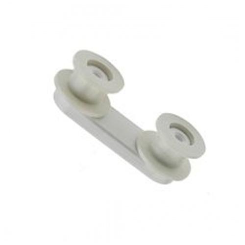 Ролики направляющие верхней корзины для посудомоечной машины Whirlpool 480140101547