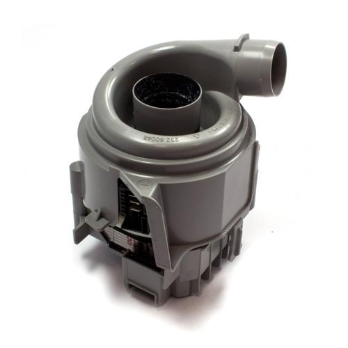 Двигатель с тэном для посудомоечной машины Bosch, Siemens, Neff, Gaggenau 755078