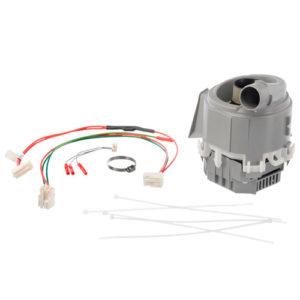 Двигатель с тэном для посудомоечной машины Bosch, Siemens, Neff, Gaggenau 654575