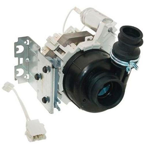 Мотор (двигатель) циркуляционный для посудомоечной машины Whirlpool Askoll 39D 480140103009