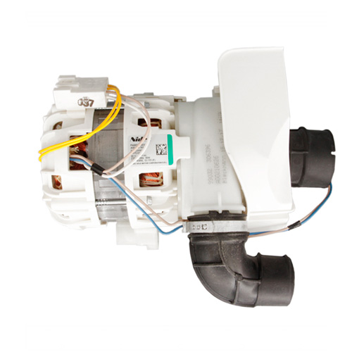 Двигатель для посудомоечной машины с нагревателем Electrolux, Zanussi, AEG 140002106015