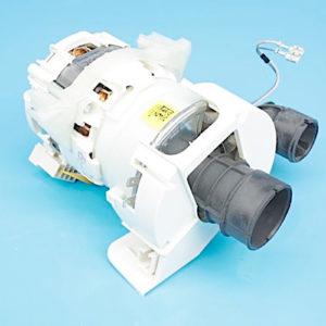 Двигатель для посудомоечной машины с нагревателем Electrolux, Zanussi, AEG 140002106031
