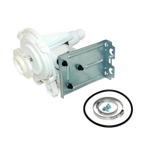 Мотор (двигатель) циркуляционный для посудомоечной машины Whirlpool 480140102395