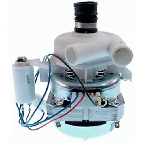 Двигатель циркуляционный для посудомоечной машины Indesit 055946