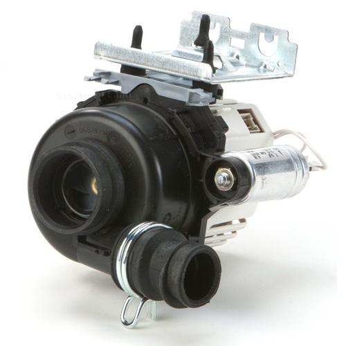 Мотор (двигатель) циркуляционный для посудомоечной машины Whirlpool 481072628031