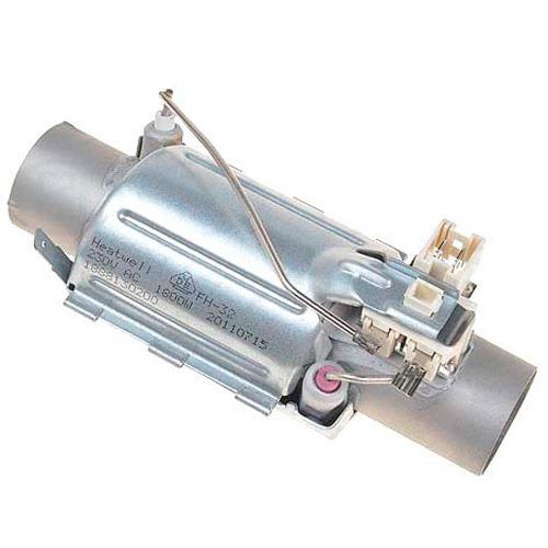 Тэн (нагревательный элемент) для посудомоечной машины Beko 1888150100 / 1888130200 Heatwell 1800W Original