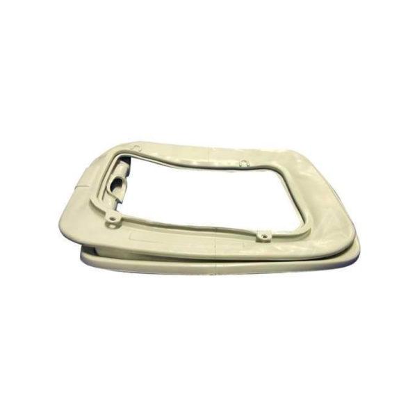 Манжета люка, прокладка двери для стиральной машины с вертикальной (верхней) загрузкой Candy 81452546 Original