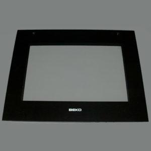 Внешнее стекло двери духовки Beko 210300420