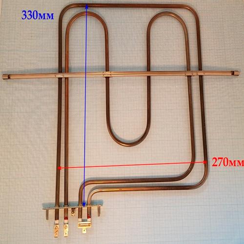 Тэн (нагревательный элемент) для плиты De Luxe TDE326-01