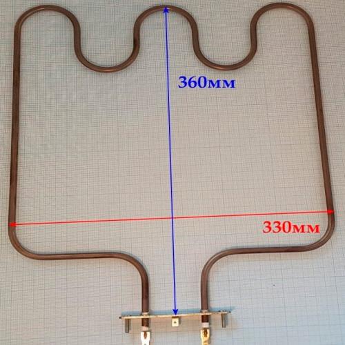 Тэн (нагревательный элемент) для плиты De Luxe TDE331