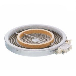 Конфорка для стеклокерамической плиты Bosch Siemens 356260 2200/750W 230V Original