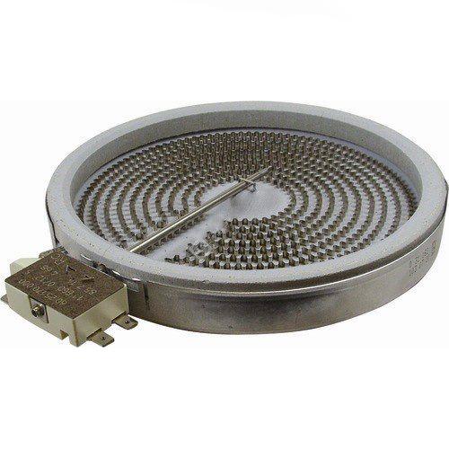 Конфорка для стеклокерамической плиты Electrolux, Zanussi, AEG 3740636216 1800W