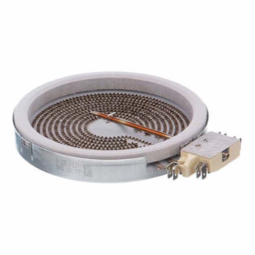 Конфорка для стеклокерамической плиты Bosch Siemens 358684 / 289561 1200W Original