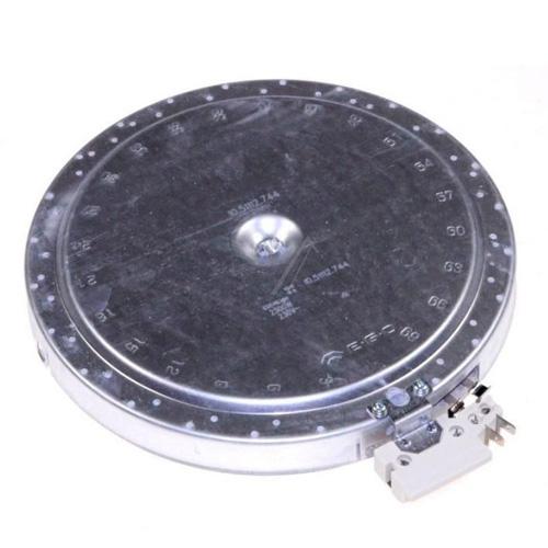 Конфорка для стеклокерамической плиты Electrolux, Zanussi, AEG 3890802212 2100W Original