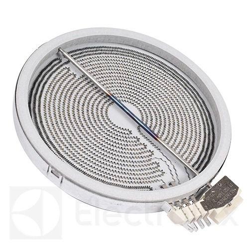 Конфорка для стеклокерамической плиты Electrolux, Zanussi, AEG 3890806213 2300W Original