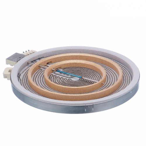Конфорка для стеклокерамической плиты Bosch Siemens 674464 2700/2200/1050W Original