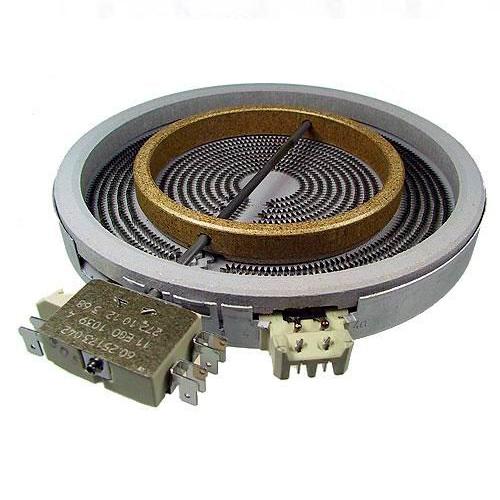 Конфорка для стеклокерамической плиты Whirlpool 481281718742