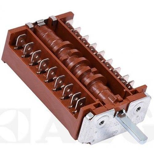 Переключатель режимов для духовки Electrolux, Zanussi, AEG 3570285027
