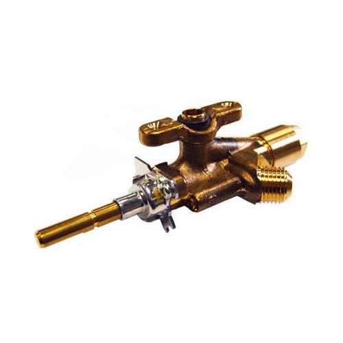Кран газовый для плиты Electrolux, Zanussi, AEG 3429077039