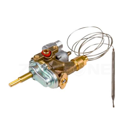 Кран газовый с термостатом для плиты Electrolux, Zanussi, AEG 3577229093