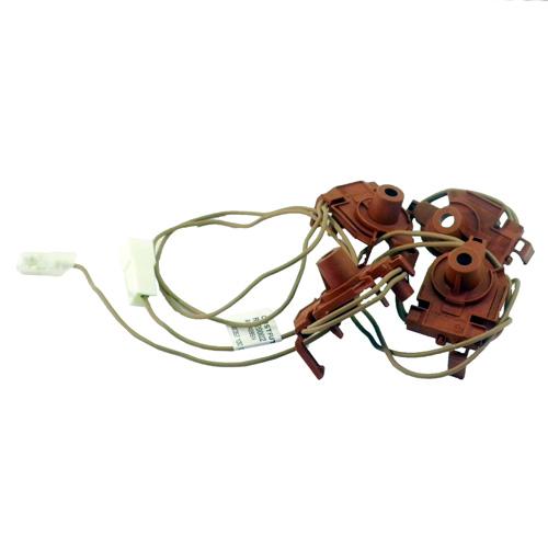 Микровыключатели поджига газовой плиты Electrolux, Zanussi, AEG 140054095025
