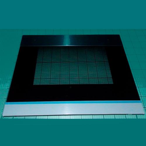 Внешнее стекло двери духовки Hansa 9053209