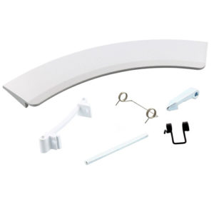Ручка дверцы для сушильной машины Electrolux, Zanussi, AEG 4055147856