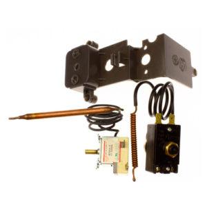 Блок термостатов водонагревателя Ariston TI-SHAPE 65150051