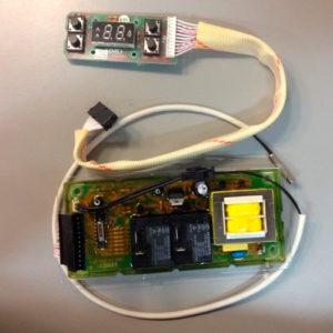 Электронная плата управления для водонагревателя Ariston SHT-EL SHUTTLE 65150784