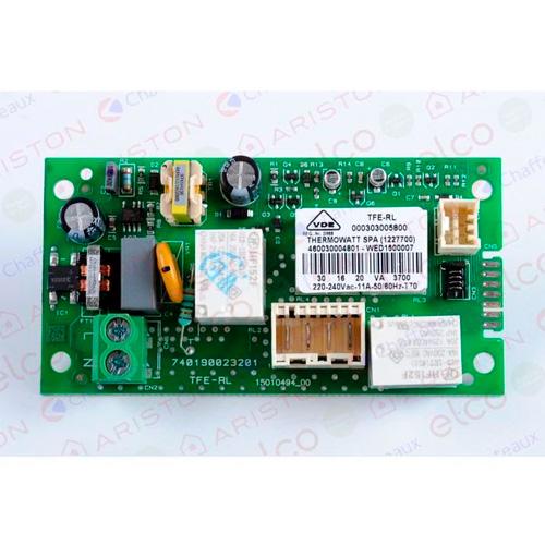 Электронная плата управления для водонагревателя Ariston 65152900