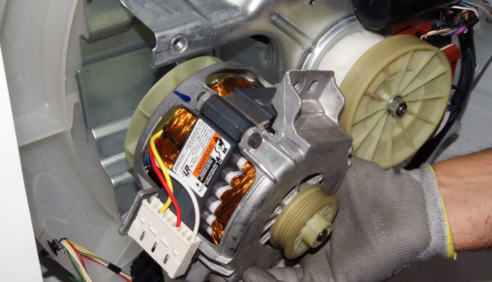Двигатель для стиральной машины по доступной цене