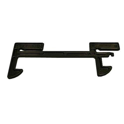 Крючок двери для микроволновой печи Bosch, Siemens, Neff 607884