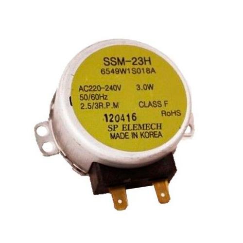 Мотор тарелки для микроволновой печи Lg 6549W1S018A