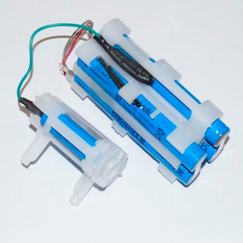 Аккумуляторы (батарейки) для пылесоса Electrolux, AEG ERGORAPIDO 4055162707
