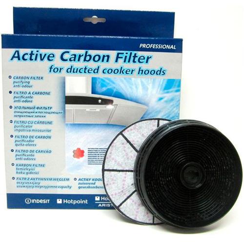Угольный фильтр для вытяжки Ariston, Indesit 090937 / 308167 / 268741 TYPE D145