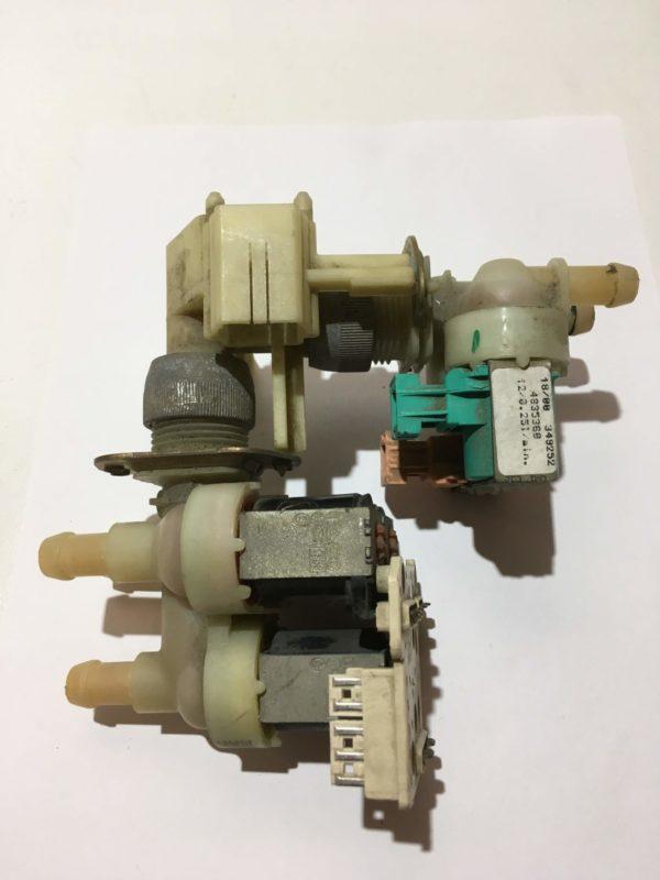 Заливной клапан для стиральной машины Miele WT 945