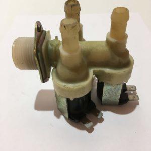 Б/У Клапан (электромагнитный) подачи воды для стиральной машины Ariston C01TX