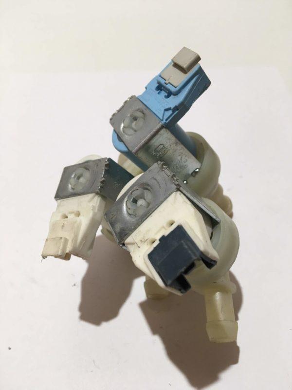 Клапан (электромагнитный) подачи воды для стиральной машины Candy GVSW4364TWHC 07