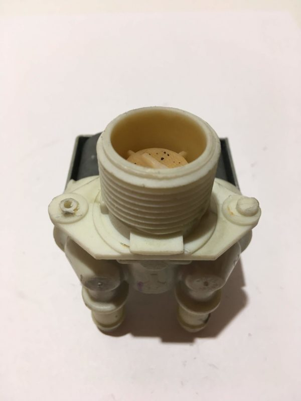 Б/У Клапан (электромагнитный) подачи воды для стиральной машины Beko WKL 151050