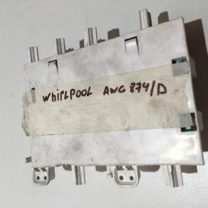 Модуль электронный, плата управления для стиральной машины Whirlpool AWG 8741D