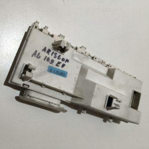 Модуль электронный, плата управления для стиральной машины Ariston AL169EV