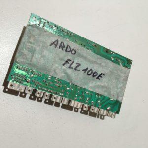 Модуль электронный, плата управления для стиральной машины Ardo FLZ100E test