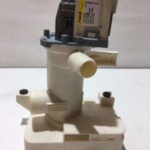 Улитка сливного насоса для стиральной машины AEG L85470S4