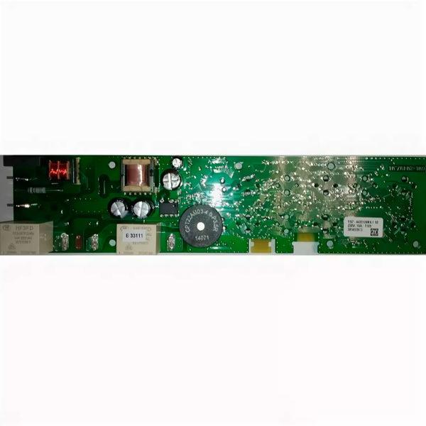Электронная плата, модуль управления варочной поверхности Gorenje 281729