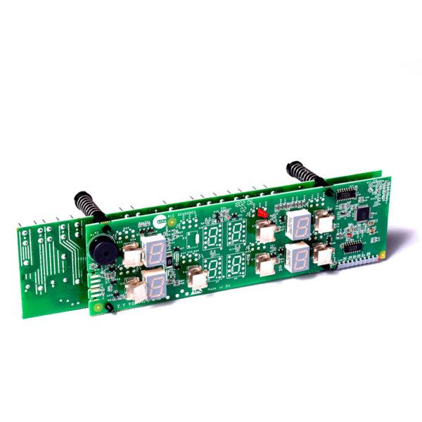 Электронная плата, модуль управления варочной поверхности Gorenje 282294