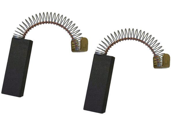 Щетка угольная мотора Ametek (Аметек) пылесоса 6.5x11x30 мм